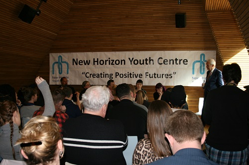 NHYC mayoral hustings 2016 2