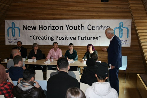 NHYC mayoral hustings 2016 3